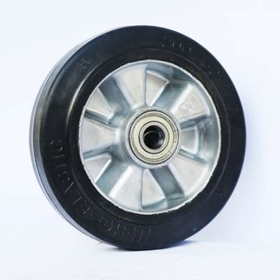 rubber st wheel mediumduty