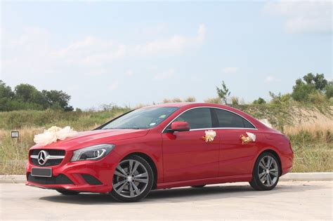 pink mercedes red mercedes cla180 perfect wedding cars singapore