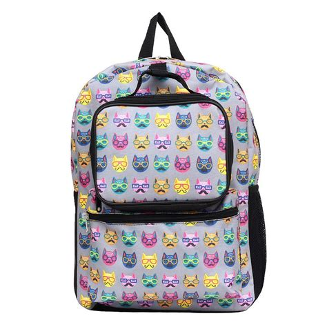 Backpack Cat sundays with tabs the cat makeup and mascot vol 359 makeup and