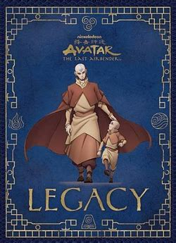 after the legacy of a books avatar the last airbender legacy avatar wiki fandom