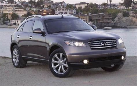 how to learn about cars 2006 infiniti fx user handbook used 2006 infiniti fx35 for sale pricing features edmunds