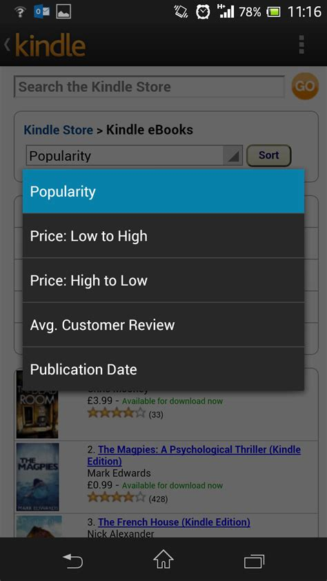 how to get free kindle books on android pc advisor - How To Get Free Books On Android