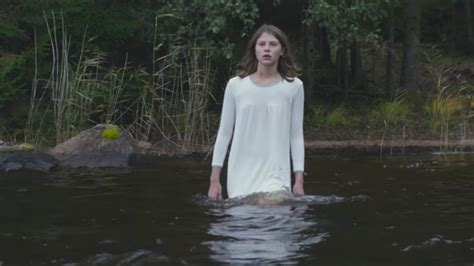 trailer horror two are trapped in a pool in trailer for the