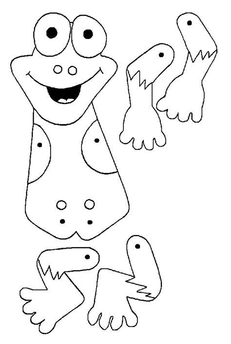 imagenes de navidad para colorear y armar recortables marionetas de papel para imprimir colorear y