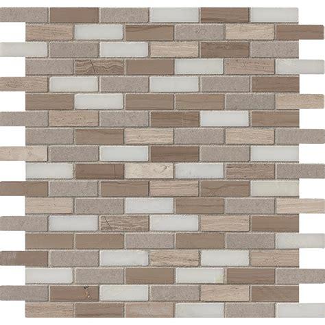mosaic tile ms international flooring 12 in x 12 in ms international arctic storm 12 in x 12 in x 10 mm