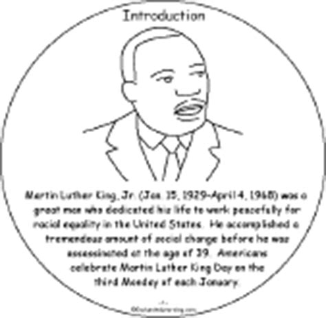 Dltk Coloring Pages Martin Luther King by Photophonia Writing New Calendar Template Site