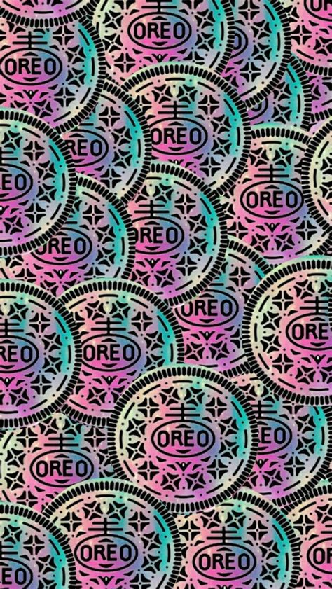 wallpaper tumblr oreo background food galaxy oreo style image 3542781 by