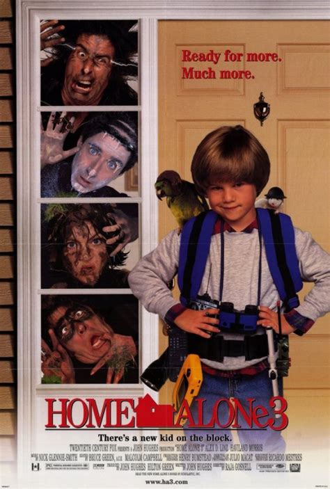home alone 3 home alone 3 poster by leonrock84 on deviantart