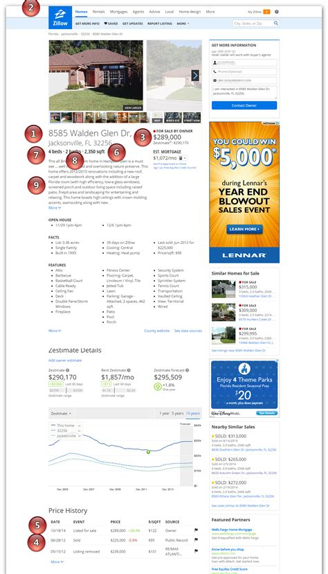 home value estimator how to price your home for sale
