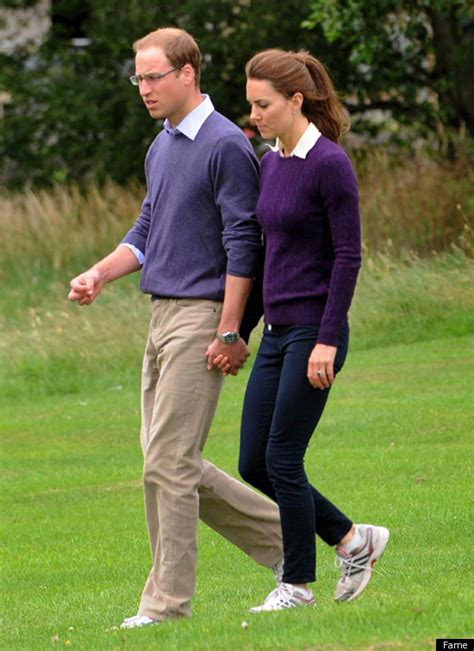 prince william and kate william kate go for matchy matchy walk in the park