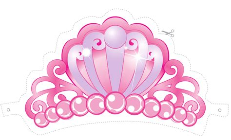 free printable princess crown template princess tiara crown cake ideas and designs