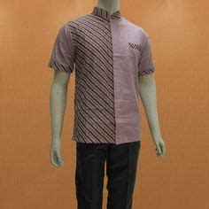 Kemeja Insight Pedrosa Hem Shirt Cotton Casual mavazi menswear javanese batik pattern fabric for summer mavazi s fashion