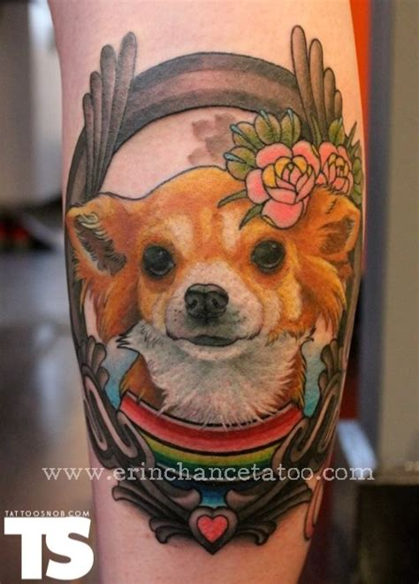 cute dog tattoos tattoos and designs page 108