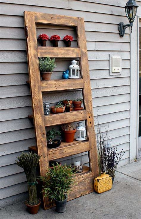 recycling  wooden doors  windows  home decor