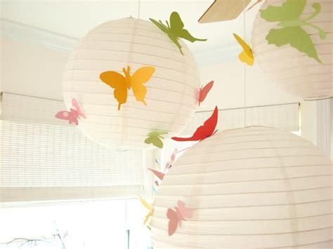 ceiling elements for a nursery