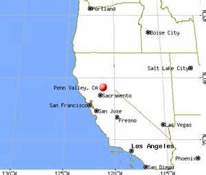 penn valley california ca 95946 profile population