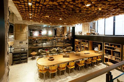 Starbucks Concept Store Is A Lab For Reinventing The Brand   Co.Design   business   design