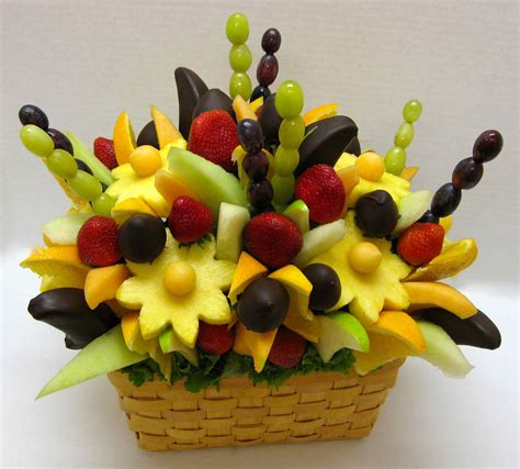 Fruit Flower | how to make your own edible fruit arrangement crazeedaisee