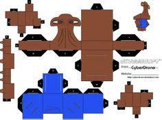 R3 Papercraft - 1000 images about wars cubeecraft on
