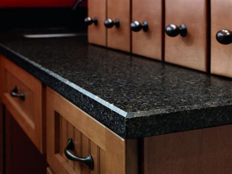 Beveled Countertop by Edge Types