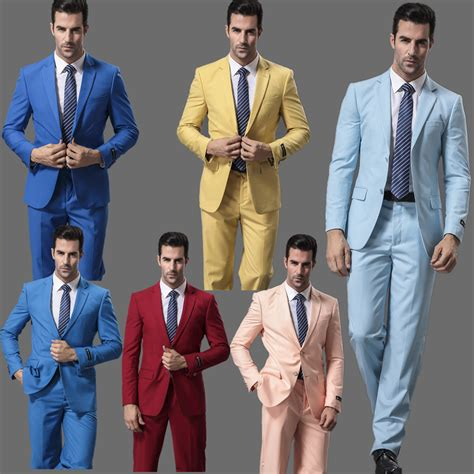 suit colors compare prices on wedding suits colours shopping
