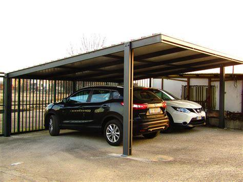 box auto in ferro coperture posti auto in ferro con tettoie pensiline garage