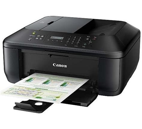 Printer Canon Jet scanner feeder scanners mince his words
