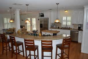 Large Kitchen Islands With Seating Large Kitchen Island With Seating Roselawnlutheran