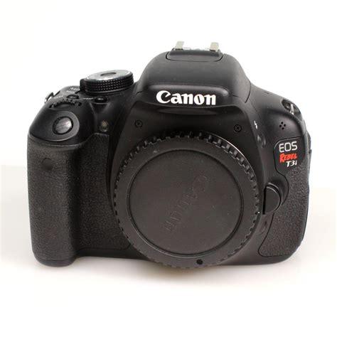 canon rebel t3i dslr canon eos rebel t3i dslr digital for parts only