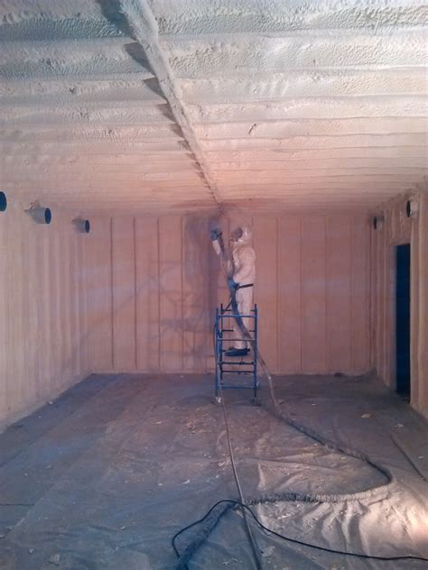 basement spray foam spray foam insulation basement ceiling talkbacktorick