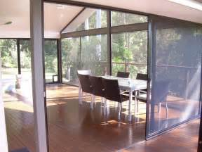 Glass Patio Screens by Sliding Flyscreen Door Coast Amp Hinterland Glass Amp Aluminium