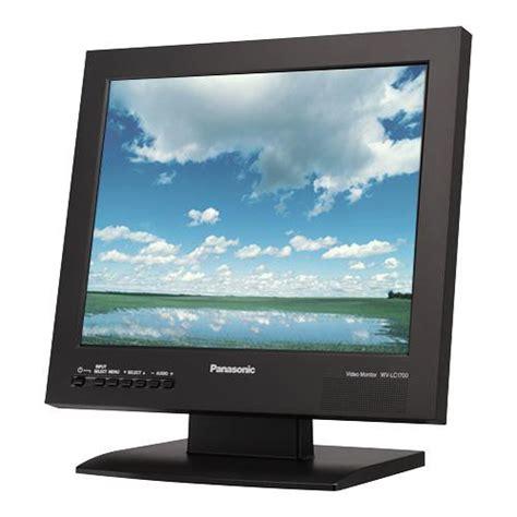 Monitor Lcd Dibawah 500 Ribu panasonic wv lc1700 17 quot sxga lcd monitor wv lc1700 b h