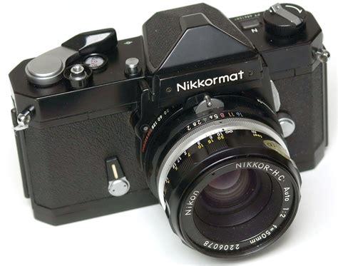 nikkormat ft  nikon photography camera camera