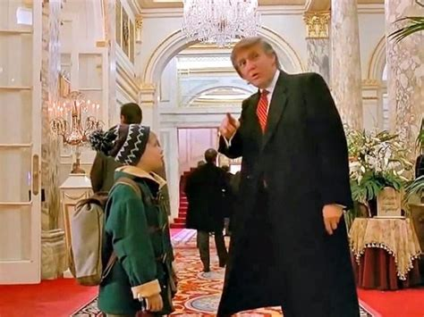 donald insisted on cameos in filmed on his