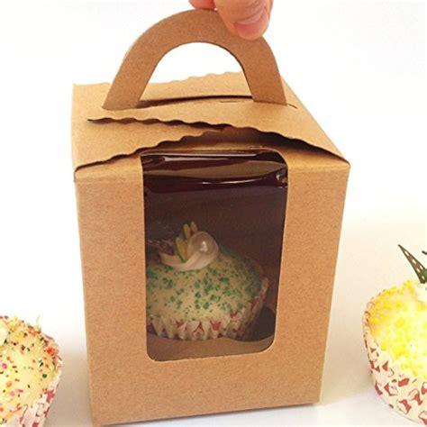 window bakery boxes wholesale single cupcake boxes wholesale clear bakery pastry brown