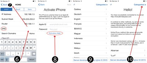 best dns address icloud dns server bypass for iphone and all about