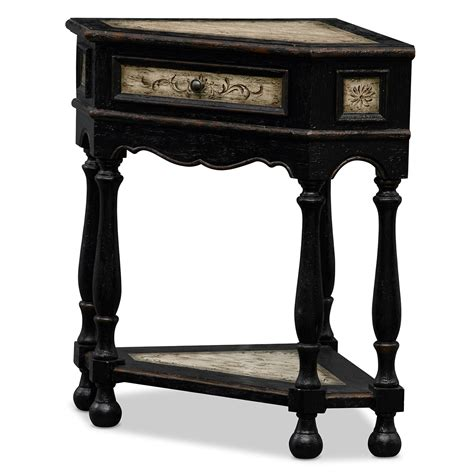 accent table black corner accent table black home design ideas