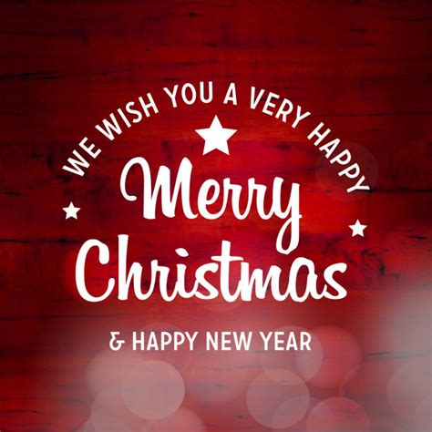 merry christmas  happy  year  background vector