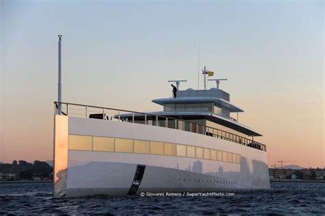 charter boat jobs mediterranean steve jobs yacht in gibraltar nautical pinterest