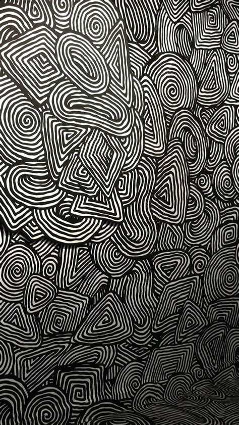white pattern iphone wallpaper wallpaper iphone 5 s crazy pattern 640 x 1136