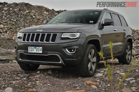 Jeep Gran Limited 2014 Jeep Grand Limited V6 Review
