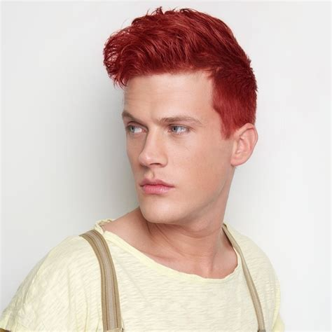 mens hair color trends pouted  magazine latest design trends creative