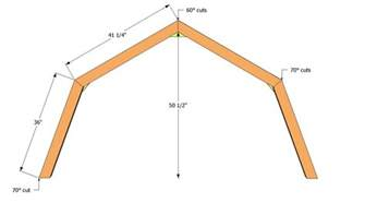 barn roof truss gambrel roof storage shed plans free woodguides
