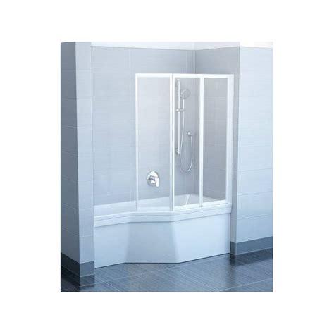 Exceptionnel Meuble Sous Lavabo Blanc #10: Paroi-de-douche-pour-baignoire-behappy.jpg