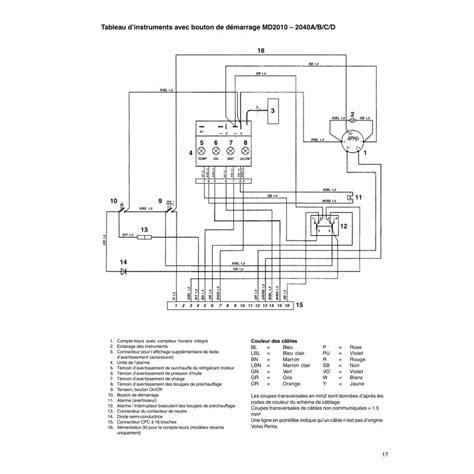 volvo penta 5 7 gsi wiring diagram wiring diagram