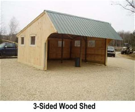 sharty building shed on hill