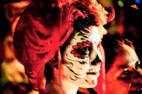 imagenes de halloween mexico da de los muertos halloween en riviera maya mexico