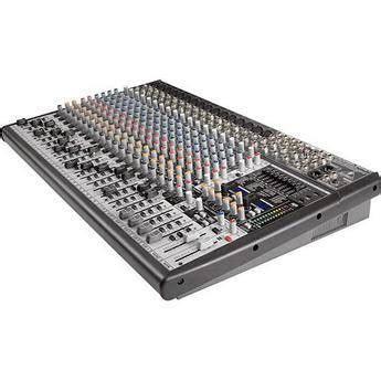 Mixer Behringer Sx 2442 Fx behringer sx 2442 fx ม กเซอร ultra low noise design 24