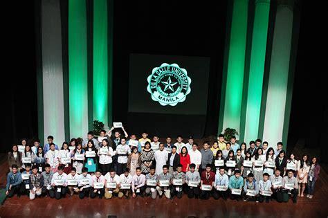 De La Salle Mba Scholarship by De La Salle Hosts Scholarships Orientation