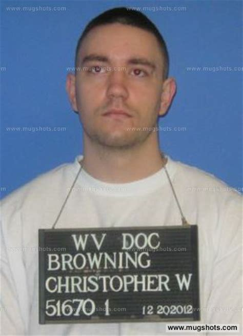 Wood County Wv Court Records Christopher W Browning Mugshot Christopher W Browning